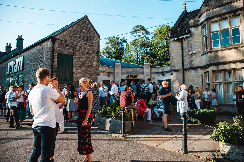 Become a Friend of the Barn Theatre with our theatre membership scheme. Help us put our community at the heart of what we do. Click to read about our theatre sponsorship.